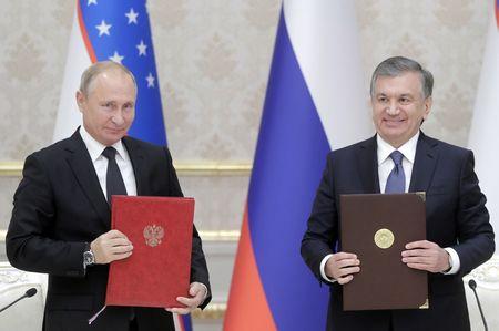 Зачем Путин летал в Ташкент