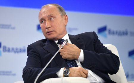 Владимир Путин: Крым – это наше