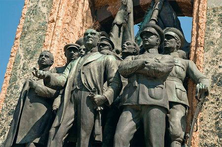 Как Путин относится к Ататюрку?
