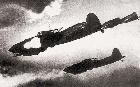 Нури Нутфулаев оборонял Ленинград с воздуха