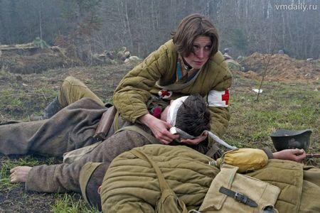 Пембе Османова спасла жизни сотням советских воинов
