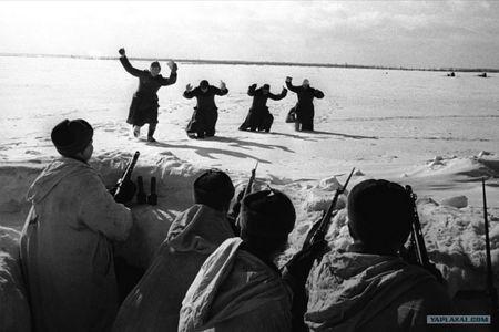 Али Селяметов закрыл путь отступающим немцам