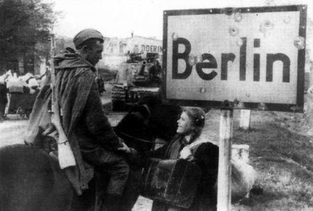 Мурат Синанов был тяжело ранен при взятии Берлина