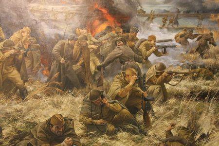 Эмирсуин Суинов был ранен при штурме Турецкого вала