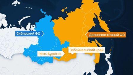 Путин урезал Сибирский округ