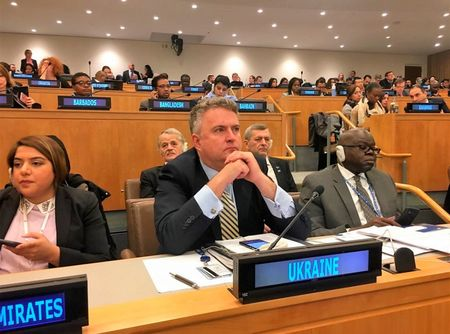 В ООН принята резолюция по правам человека в Крыму