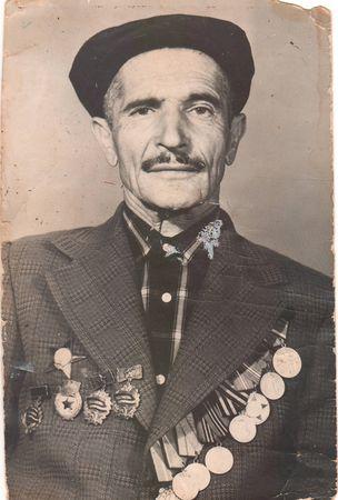 Мой прадед — мой герой!