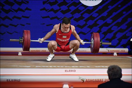 В Ашгабаде прошел Чемпионат мира по тяжелой атлетике