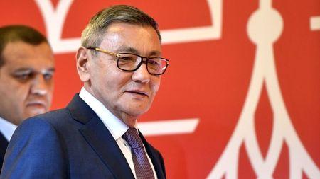 Гафур Рахимов избран главой AIBA