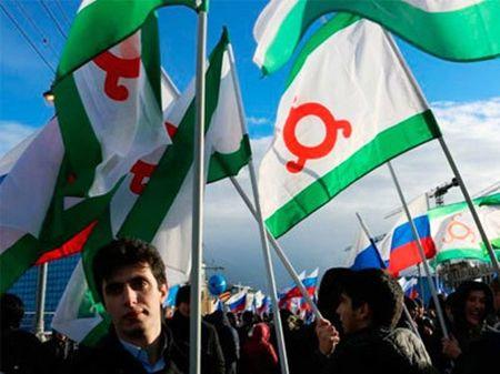 Спор о границе между Ингушетией и Чечней продолжается