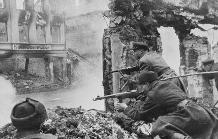 Ваний Джилялов убил в бою шесть немцев