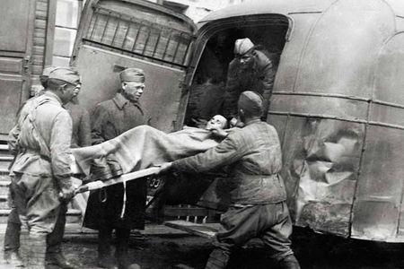 Ибриш Альчиков на фронте служил шофером
