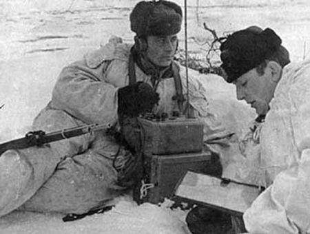 Ферит Кадыров обеспечил командование бесперебойной радиосвязью