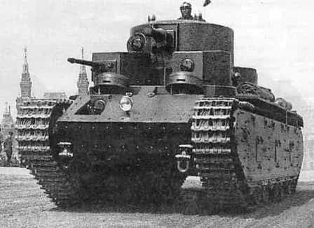 Сервер Эмиров командовал танком «Маршал Ворошилов» (2)