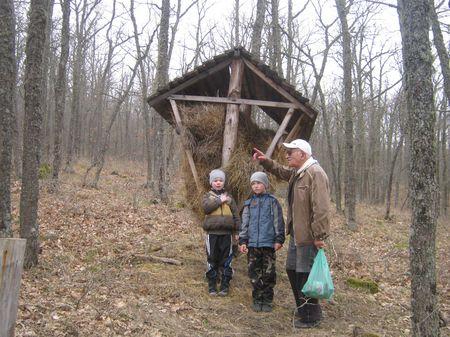 В этой экспедиции принял участие дедушка Нурфет Алиевич