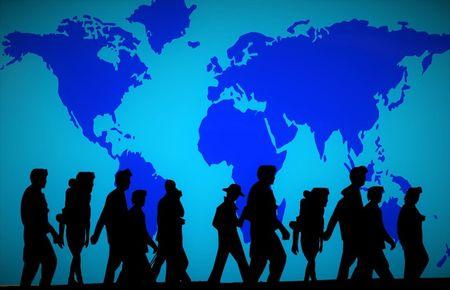 ООН ратифицировала глобальный пакт о миграции