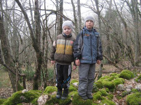 Походы Асан-акая и Вовы-акая по родному Крыму (5)