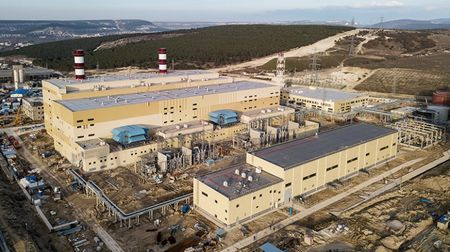 Запуск ТЭС в Крыму снова перенесли