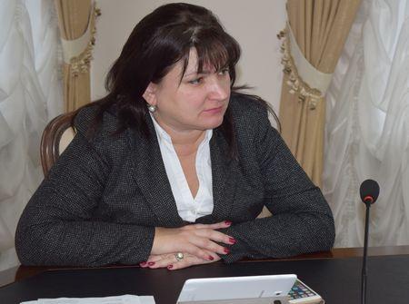 Ирине Бойко Симферополя мало