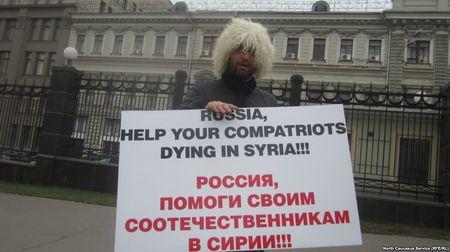 Кто против черкесов в России?