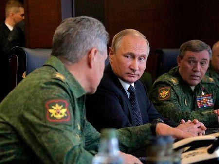Россия играет по-крупному