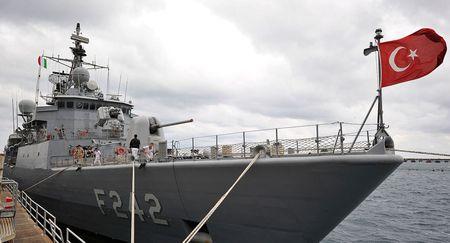 Турция строит базу на Черном море