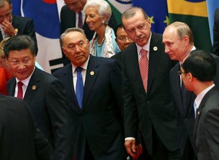 Как Турции дружить с Китаем и Россией?