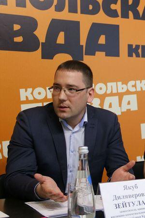 Якуб Зейтулаев будет седьмым замом мэра Симферополя