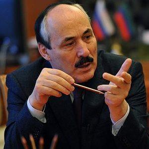 Рамазан Абдулатипов, глава Республики Дагестан (2013-2017)