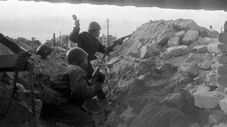 Мухтар Муртагазиев забросал немцев гранатами