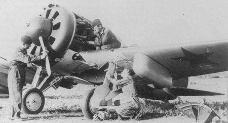 Мамет Насурлаев готовил самолеты к боевым вылетам