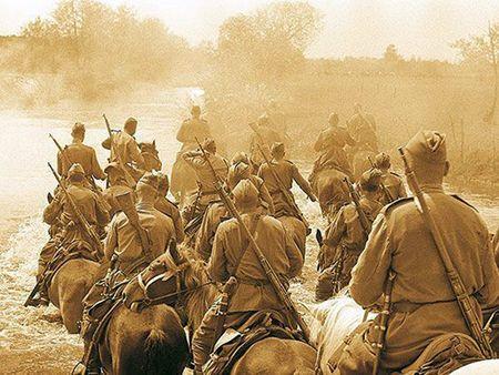 Хаджай Салиев стал в упор расстреливать немецких солдат
