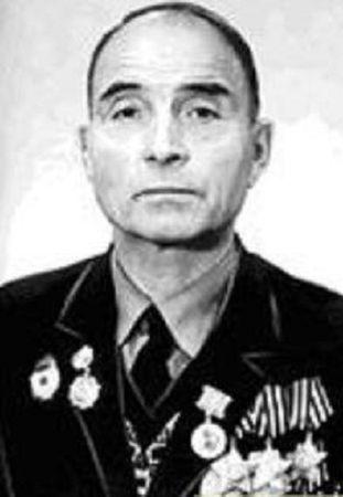 Насибулла Велиляев взял в плен немецкого генерала