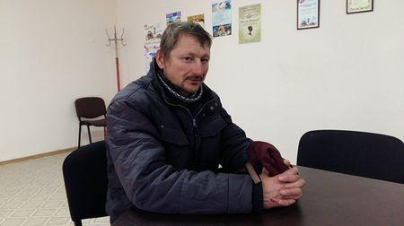 Альберт Иркабаев 37 лет живет без паспорта