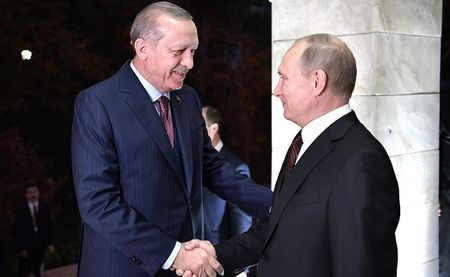 Зачем Эрдоган едет в Россию?