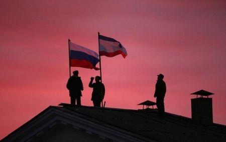Как Россия может Крым узаконить