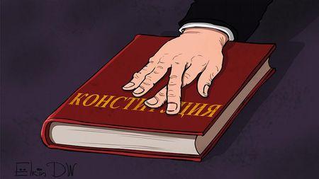 В России не исполняется даже Конституция?!