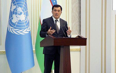 ШОС возглавил Узбекистан