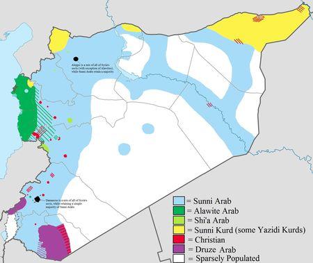 Кто должен управлять Сирией?