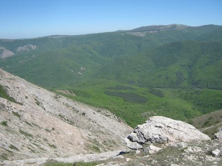 Верховья реки Ангары (Крым)