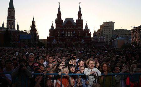 Численность населения России сократилась