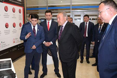 Нурсултан знает как управлять Казахстаном