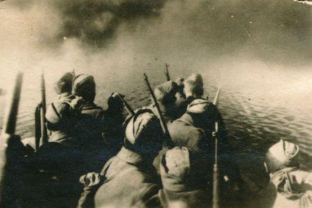 Куртмула Чалаев отличился в боях на правом берегу Днепра