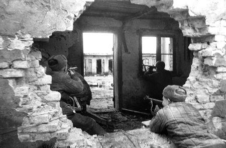 Осман Челах гранатами уничтожил засевшего в доме противника