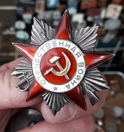 Сейфулла Окаев воевал до Победы