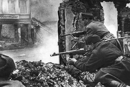 Абдулла Турлаков проявил отвагу в Кенигсберге