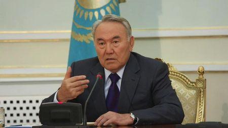 Нурсултан перезагрузил Казахстан