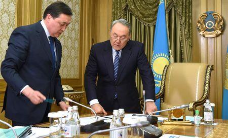 Премьер-министром Казахстана стал Мамин