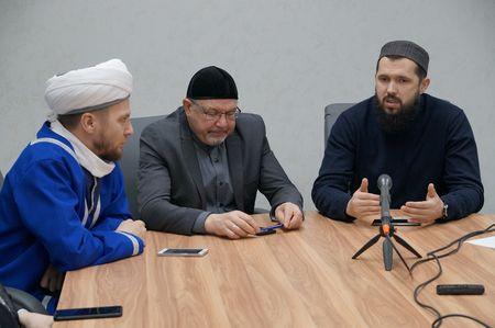 Проблемы российских мусульман в книгах?