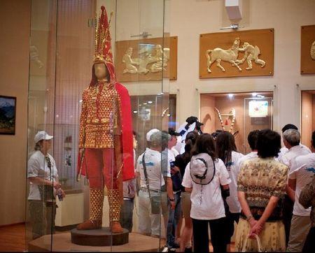 В Москве покажут «Золото великой степи»